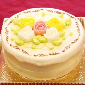 バタークリームデコ