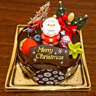 クリスマス濃厚ショコラ2018