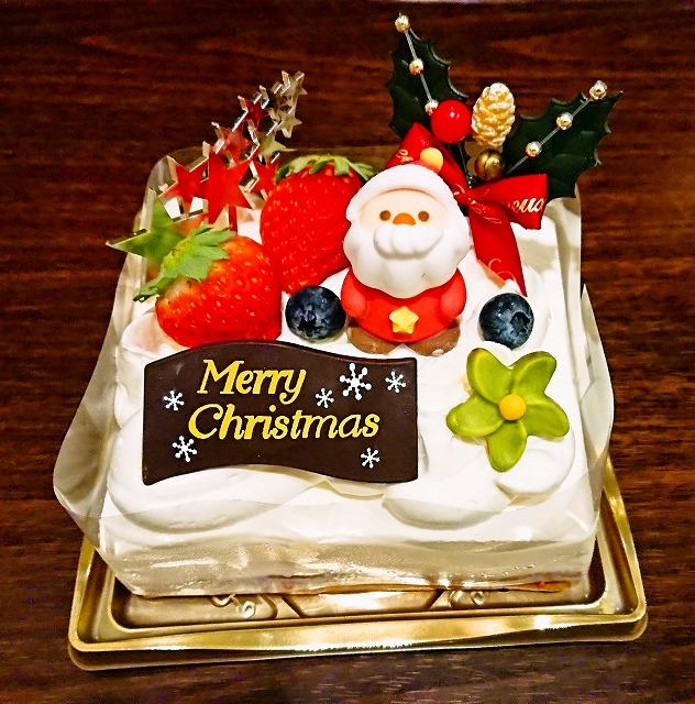 クリスマスレアチーズ2018