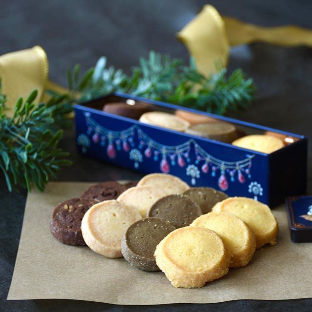 クッキーアソート缶(お菓子のミカタ)