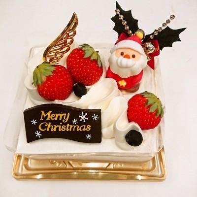 クリスマスレアチーズ2019