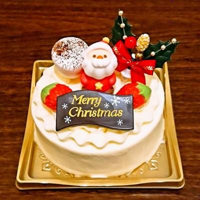 クリスマスバタークリーム