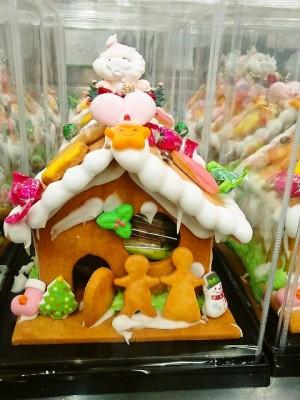 青梅のケーキ屋「テロワール」ヘクセンハウス2017