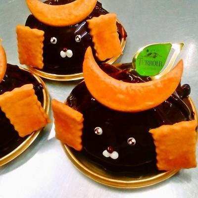 かぶとケーキ2018
