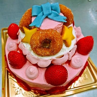 ドリームケーキコンテスト受賞