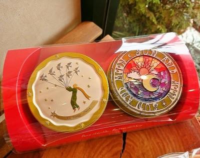 太陽と月缶&プリンス缶ギフトセット