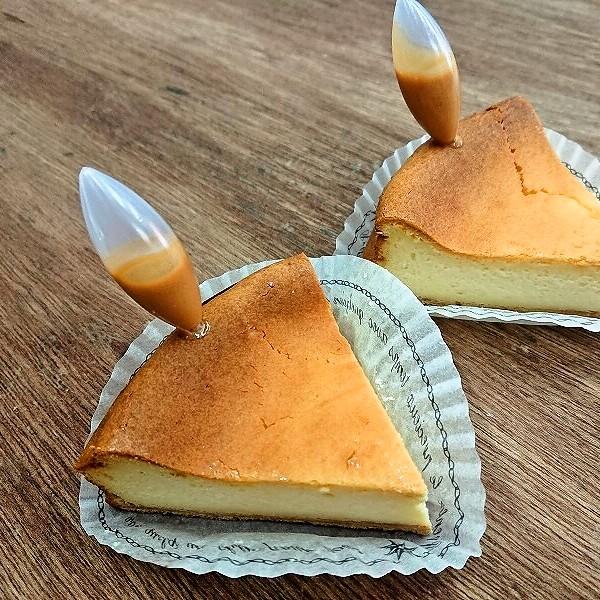 FUTSUのチーズケーキ