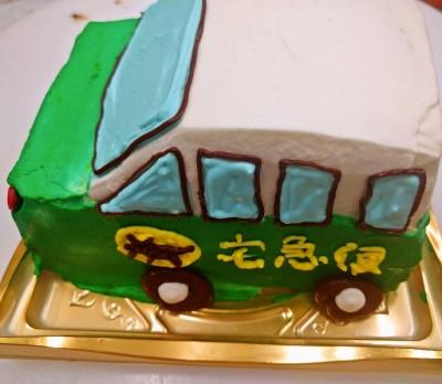 ヤマト運輸ケーキ