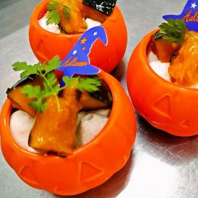 かぼちゃぷりん2021